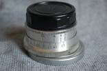 Объектив Орион-15 Экспортный выпуск, 1960 год, м.39, ФЭД - Leica., фото №4