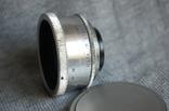 Объектив Орион-15 Экспортный выпуск, 1960 год, м.39, ФЭД - Leica., фото №8