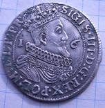 Орт 1624 года Гданьск Сигизмунд III Ваза photo 2