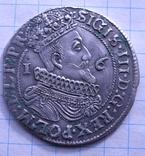 Орт 1624 года Гданьск Сигизмунд III Ваза photo 3