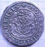 Орт 1624 года Гданьск Сигизмунд III Ваза photo 4