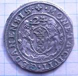 Орт 1624 года Гданьск Сигизмунд III Ваза photo 5