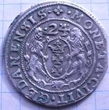 Орт 1624 года Гданьск Сигизмунд III Ваза photo 6