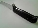 Охотничий нож, бонусом хорошие ножны в коже photo 5