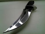 Охотничий нож, бонусом хорошие ножны в коже photo 6