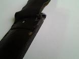 Охотничий нож, бонусом хорошие ножны в коже photo 11