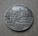 1/2 талера 1773 Regensburg