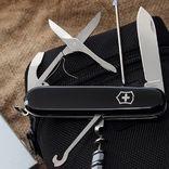 Швейцарский нож Victorinox Compact black (1.3405.3) + Adidas Micoach ZONE Пульсометр, фото №7