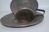 Кофейная пара Серебро 875 (134 грамм) photo 4