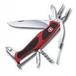 Швейцарский нож Victorinox Ranger Grip 74 0.9723.C + 2 Фитнес браслета Adidas Fit Smart, фото №2