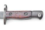 Штык обр. 1907/13 г. к винтовке Ли Энфилд, Великобритания photo 4