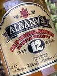 Whisky Albanys 12 1980/90s photo 5