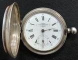 Серебряные часы GEORGES FAVRE JACOT - 84 проба photo 5
