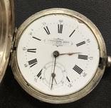 Серебряные часы GEORGES FAVRE JACOT - 84 проба photo 7