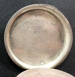 Серебряные часы GEORGES FAVRE JACOT - 84 проба photo 9