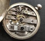 Серебряные часы GEORGES FAVRE JACOT - 84 проба photo 10
