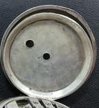 Серебряные часы GEORGES FAVRE JACOT - 84 проба photo 11