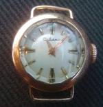 """Золотые часы '' Севани"""", проба 583 photo 2"""