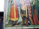 Икона Святой Константин Князь Александръ и Святая Мария photo 7