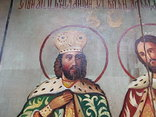 Икона Святой Константин Князь Александръ и Святая Мария photo 10