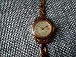 Золотые часы Волга 583, фото №2
