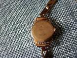 Золотые часы Волга 583, фото №7