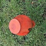 Глиняная ваза №1, ручная роспись, фото №9