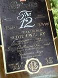 Whisky Ballantine's 12 1980s photo 3