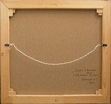 "Натюрморт ""Букет в бронзовой вазе"" 70х75 см, х/м, Костенко А.С. photo 7"