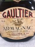 Арманьяк Gaultier 30 Y.O. 1960-е photo 3