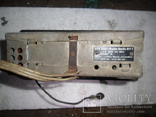 Старое немецкое авто-радио, фото №4