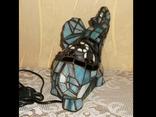 Светильник в стиле «Тиффани». Винтаж. Европа. photo 9