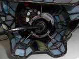 Светильник в стиле «Тиффани». Винтаж. Европа. photo 11