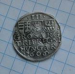 3 грош 1606 р. Стефан Бочкай photo 2