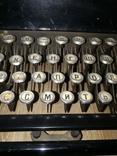 Печатная машинка wanderer-werke 1920 года