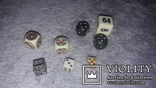 Кубики для нард, фото №2