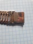 Часы мужские золотые (японский механизм), фото №6