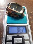 Часы мужские золотые (японский механизм), фото №7