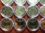 1 гривна 1996 - 10шт., 1 гривна 2004 - 5шт. photo 3