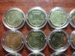 1 гривна 1996 - 10шт., 1 гривна 2004 - 5шт. photo 4