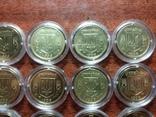 1 гривна 1996 - 10шт., 1 гривна 2004 - 5шт. photo 5