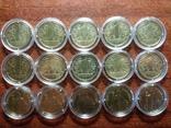 1 гривна 1996 - 10шт., 1 гривна 2004 - 5шт. photo 7