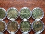 1 гривна 1996 - 10шт., 1 гривна 2004 - 5шт. photo 10