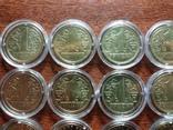 1 гривна 1996 - 10шт., 1 гривна 2004 - 5шт. photo 11