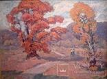 Л.Фащенко (1937-2010) Осенний день. 1977г. photo 6