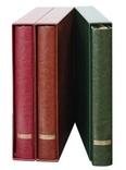 Папка - переплет Elegant. Lindner №1120 - G. Зелёный. фото 3