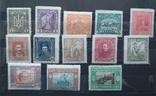 Марки України УНР 1920 Петлюрівський випуск Віденська серія photo 1