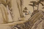 Японский свиток - Горная дорога photo 8