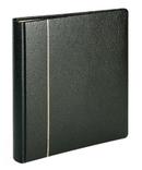 Папка - переплет серии Elegant. Lindner №1121 - S. Чёрный.
