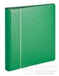 Папка - переплет серии Elegant. Lindner №1121 - G. Зелёный.